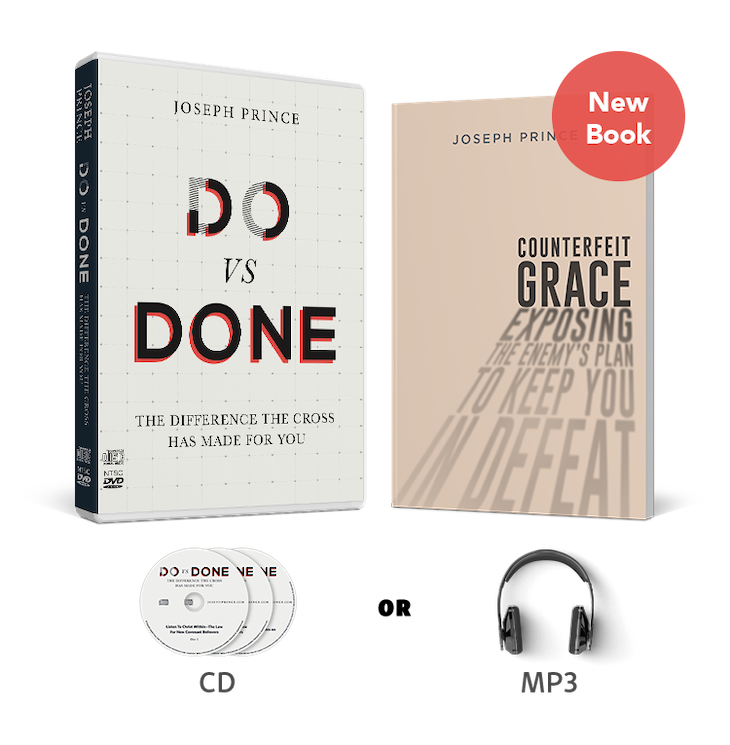 Monthly Offer - Discover the Difference the Cross Has Made