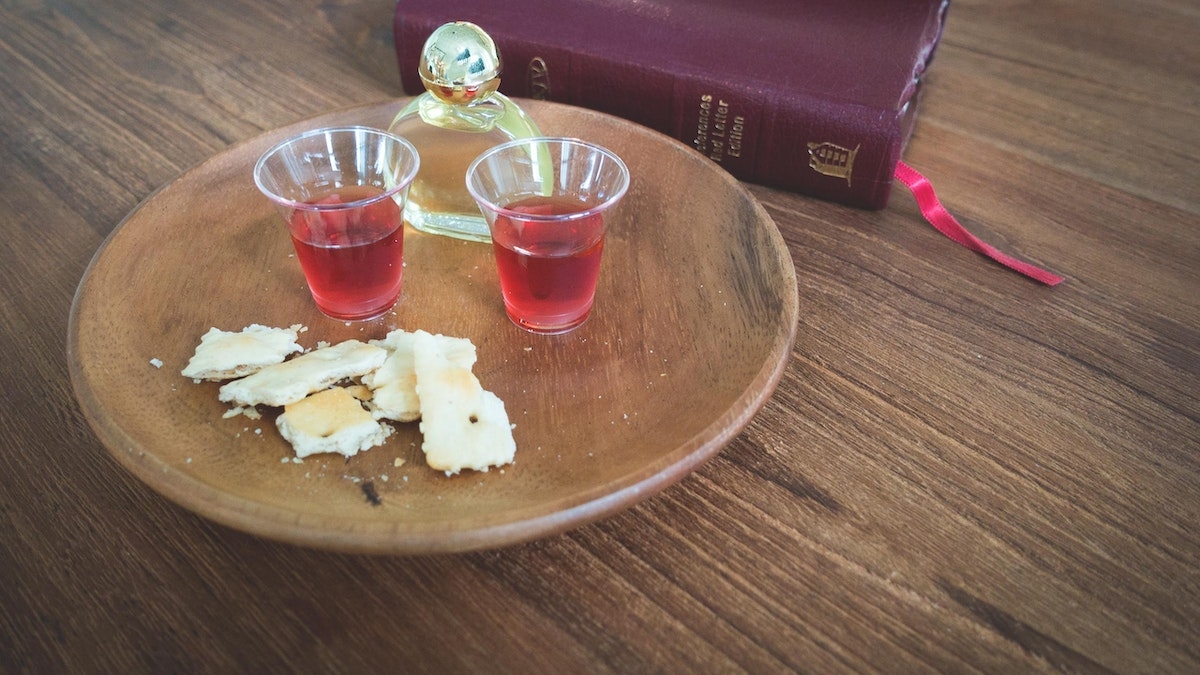 The Power Of The Holy Communion