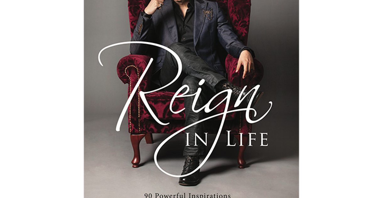 Store books joseph prince ministries reign in life90 powerful inspirations for extraordinary breakthroughs fandeluxe Choice Image