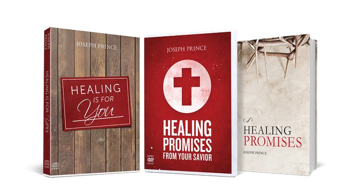 One Time Offer - Receive God's Healing for You | Joseph